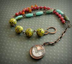 owlette bracelet by jadescott on Etsy