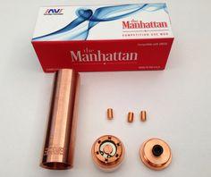 AV AmeraVape Copper Manhattan MOD - VapePositive