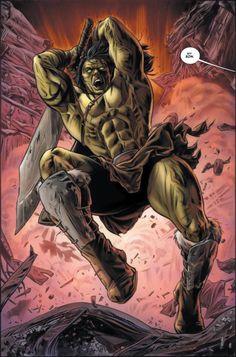COMICBOOKS123. — hondobrode: Doug Braithwaite click for best comics...