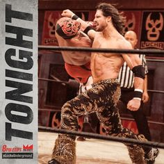 Lucha Underground 2/25/15 Results & Reaction: Johnny Mundo vs. King Cuerno, Cage vs Prince Puma