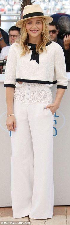 Chloë Grace Moretz • Cannes 2014