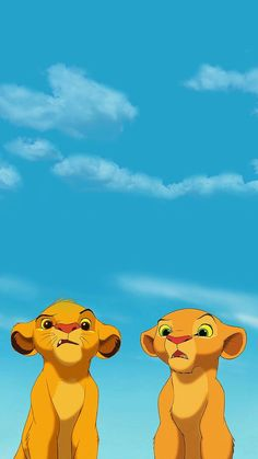 Iphone Wallpaper Disney Characters- The Lion King 1