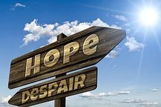 Are you living with hope or merely surviving with hopelessness? Love Lines From God: Living with Hope - Martin Wiles