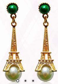 My Holy Place: Brinco Torre Eiffel