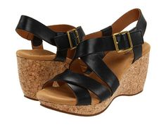 Comfy AND cute. Clarks Harwich Cast