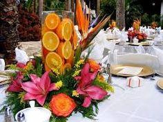 Resultado de imagem para decoração de mesas pro natal