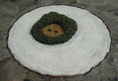 circulo de sal ,amarillo y verde