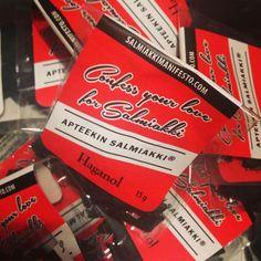 Package design for Salmiakki Manifesto My Design, Graphic Design, Package Design, Industrial Design, Packaging, Industrial By Design, Packaging Design, Wrapping, Design Packaging