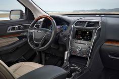 2016-Ford-Explorer-steering-wheel-and-dashboard.jpg (2048×1360)