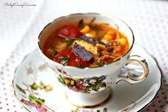 Slow-Cooker Chicken Tortilla Soup Recipe | Budget Savvy Diva