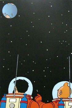 Tin Tin Cartoon, Captain Haddock, Herge Tintin, Comic Art, Comic Books, Ligne Claire, Bd Comics, Art Graphique, Cartoon Characters