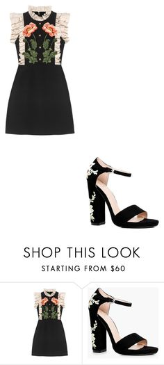 """""""casual"""" by ikatsamaki on Polyvore featuring Gucci and Boohoo"""