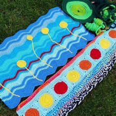 Greerton NZ Yarn Bombing Crochet