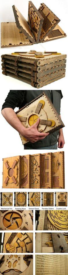 Codex Silenda - puzzle book