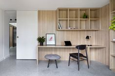 Inbetween Architecture Completes a Home Renovation in Doncaster, Australia