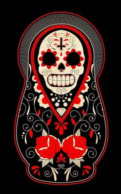 Happy Dia de Muertos - The Zen of Neato