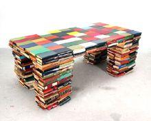 Avete dei pessimi #libri?   Non lasciateli sullo scaffale: riutilizzateli! #RicicloCreativo su @marraiafura