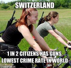 Take note America…