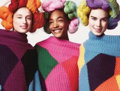United colors of Benetton - yarn