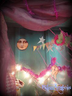moonlight party under the big top