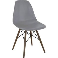 gray plastic dining chair - Google Search