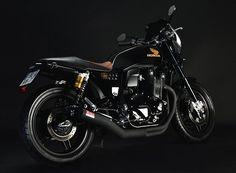 honda cb1100 france | Une Honda CB 1100 BadSeeds édition spéciale Lee.