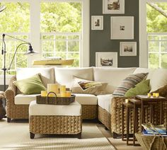 Seagrass Sectional