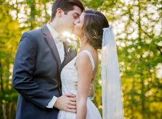 Bride and groom first kiss.  Bohemian wedding photography.   Live Free Photography -   www.livefreephoto.com  Birmingham, AL, Seaside, FL. Nashville, TN.   Bohemian  Wedding Photography