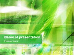 http://www.pptstar.com/powerpoint/template/green/Green Presentation Template