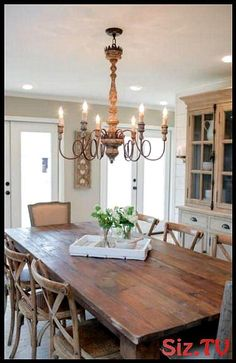 √ Farmhouse Dining Room Table and Chairs Fixer Upper. Fresh Farmhouse Dining Room Table and Chairs Fixer Upper. Farmhouse Dining Room Lighting, Farmhouse Dining Room Table, Dining Table Design, Farmhouse Decor, Kitchen Lighting, Farmhouse Chairs, Farmhouse Ideas, Kitchen Dining, Rustic Table