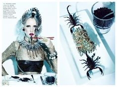 Acquired Tastes, Fashion Editorial by Jamie Nelson