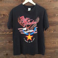 Vintage 1990 Eagle Biker Tee