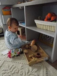 Brincadeiras para o bebê de nove meses...
