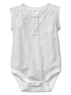 Mini dot bodysuit Product Image