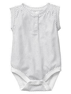 Mini dot bodysuit Product Image