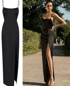 Evening Gowns Formal Dresses With Sleeves Prom Dress, Formal Dresses With Sleeves, Formal Dresses For Women, Maxi Dress With Sleeves, Dress Up, Formal Maxi Dresses, Plain Prom Dresses, Evening Gowns With Sleeves, Straps Prom Dresses, Dress Night