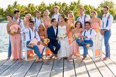 Vestidos para damas de bodas en la playa (30) | Curso de organizacion de hogar aprenda a ser organizado en poco tiempo