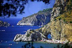 Palinuro Cilento Campania Kap Palinuro-Cap Capo Palinuro South Italy