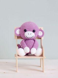 Den lille apen Anton - en perfekt julegave til de små - av Tusen Ideer