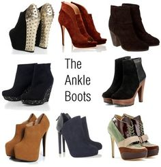 Fall ankle boots for under $100