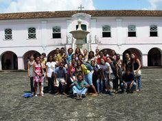 Museologia, UFBA, Arquivo Público de Salvador, 2008.