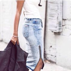 ♥ blue ☮ #jeans ☮❤️