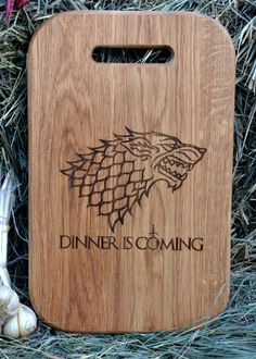 Dinner is coming Game of Thrones Stark family by EnjoyTheWood