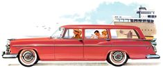 Plan59 :: Woodies :: 1950s Station Wagons :: 1956 Chrysler Windsor Town & Country