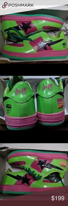 12 Best Bape shoes images   Shoes, Bape, Sneakers