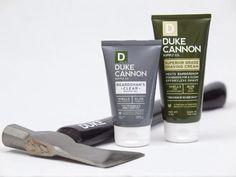 Shaving gel and shaving cream #Fathersday. Proceeds benefits veterans.