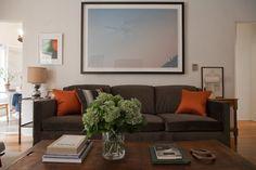 Clayton + Kate's Stylish Abode