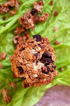 Spiced Granola Breakfast Cookie Recipe | Cooking On The Weekends