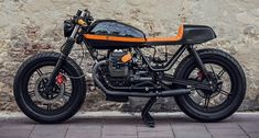 Ventus Garage geben der Moto Guzzi V65 eine neue Ästhetik | Classic Driver Magazine