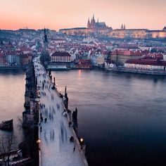 Prague, one of my favorite place to visit.
